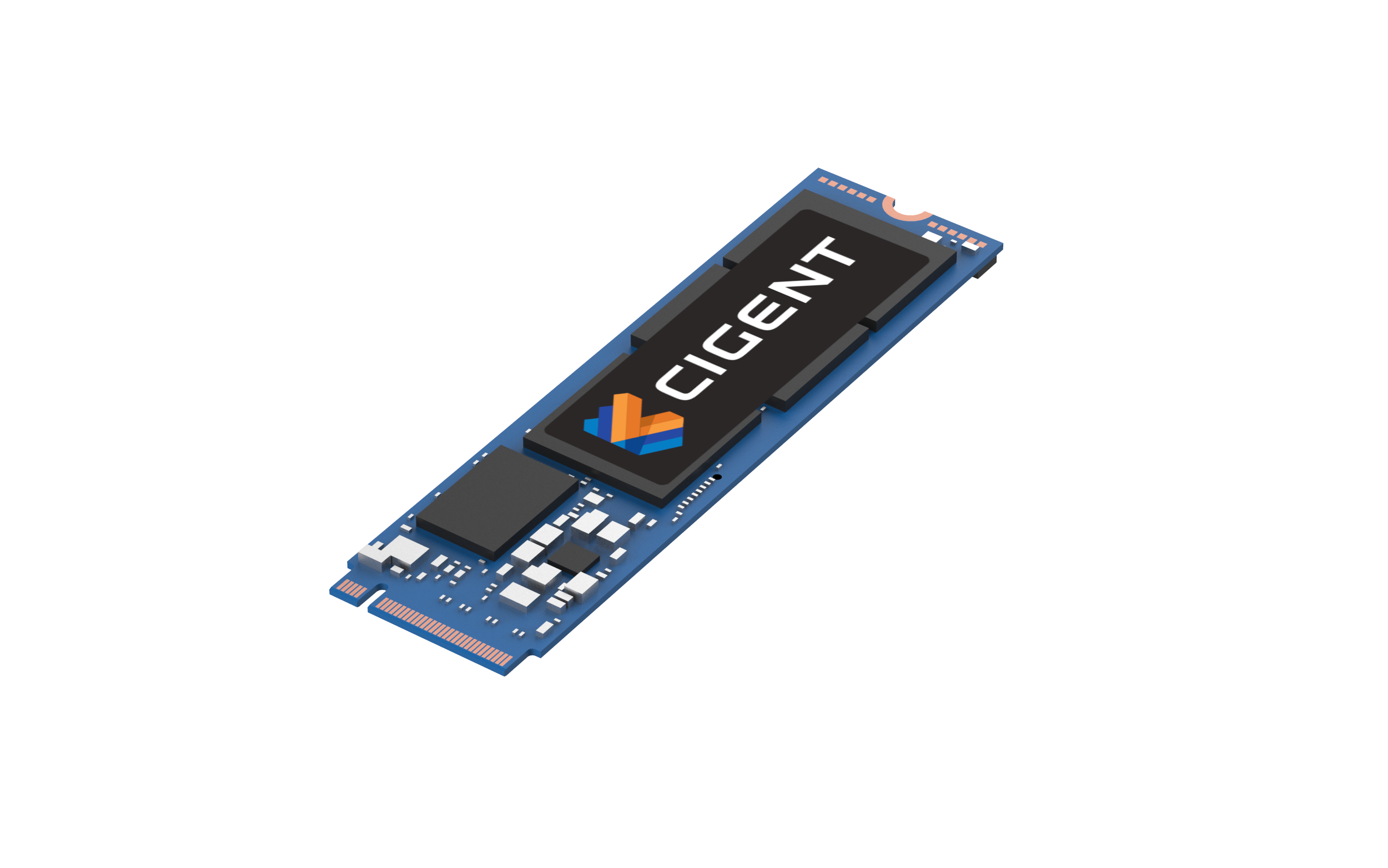 Cigent Secure SSD K2 Internal Storage